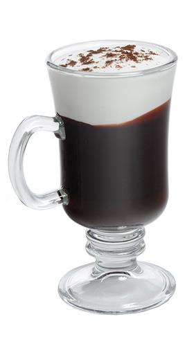 Hazelnut Irish Coffee