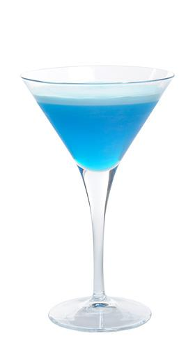 Blu Vodka Sour