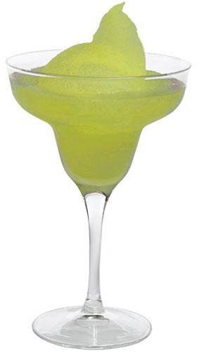 Frozen Green Apple Margarita