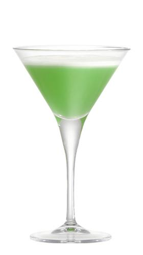 Kiwi Vodka Sour