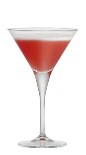 Strawberry Vodka Sour