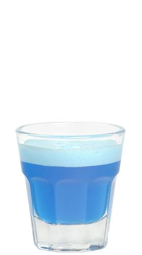 Blueberry Vodka Shooter