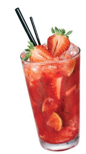 Caipiroska Strawberry Zero