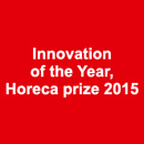 Spherology won The Innovation Prize Horeca 2015
