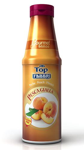 Gourmet Sauce Yellow Peach