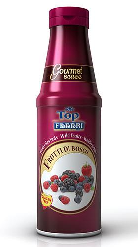 Gourmet Sauce Wild Forest Fruit