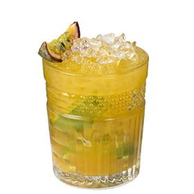 Caipiroska passion fruit Zero