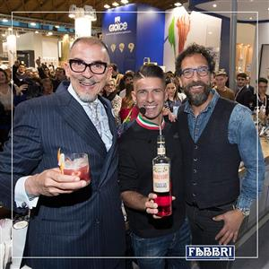 Cocktail Fabbri at Sigep 2019